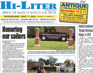 Illinois HiLiter for 11/7/2018