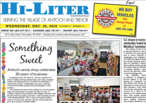 Illinois HiLiter for 12/26/2018