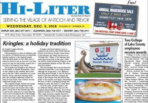Illinois HiLiter for 12/5/2018