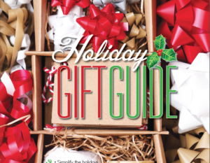Holiday Gift Guide Second Edition  for 2018