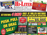 Wisconsin HiLiter for 12/12/2018