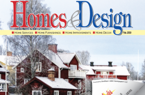 Homes & Design/Home Buyer for February 2019