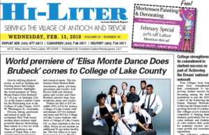Illinois HiLiter for 2/13/2019