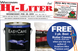 Wisconsin HiLiter for 2/20/2019