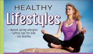 Healthy Lifestyles for Spring 2019