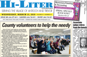Illinois HiLiter for 3/13/2019