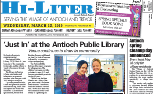 Illinois HiLiter for 3/27/2019