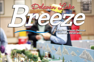 Delavan Lake Breeze for Early Spring 2019