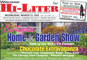 Wisconsin HiLiter for 3/13/2019