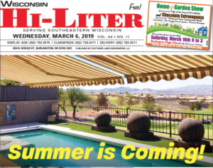 Wisconsin HiLiter for 3/6/2019