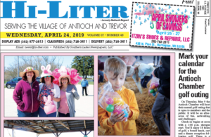 Illinois HiLiter for 4/24/2019