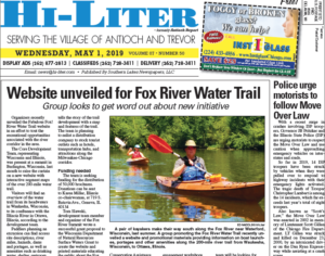 Illinois HiLiter for 5/1/2019