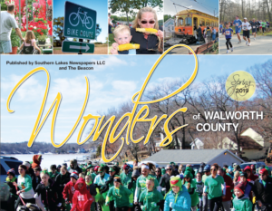Wonders of Walworth County for Spring 2019