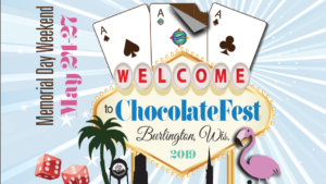 ChocolateFest Book for 2019