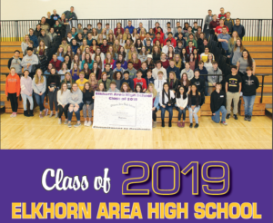 Elkhorn HiLiter and Graduating Class of 2019 for 5/29/2019