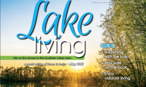 Lake Living, a special edition of Homes & Design, 2019