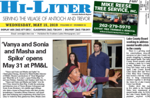 Illinois HiLiter for 5/15/2019
