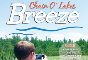 Chain O' Lakes Breeze for May/June 2019