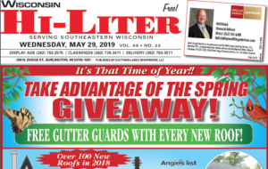 Wisconsin HiLiter for 5/29/2019