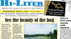 Illinois HiLiter for 6/12/2019