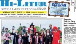 Illinois HiLiter for 6/19/2019