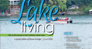 Lake Living, a special edition of Homes & Design, June 2019