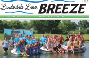 Lauderdale Lakes Breeze for Summer of 2019