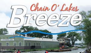 Chain O' Lakes Breeze for July 2019