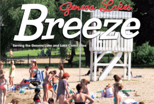 Geneva Lakes Breeze for July of 2019