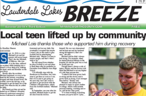 Lauderdale Lakes Breeze for August of 2019
