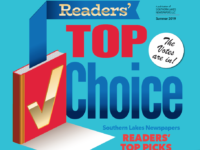 Reader's Top Choice for 2019