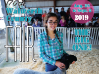 Walworth County Fair for 2019
