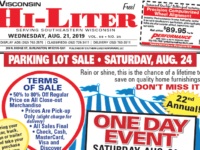 Wisconsin HiLiter for 8/21/2019