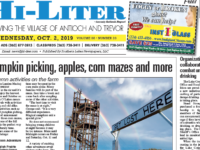 Illinois HiLiter for 10/2/2019