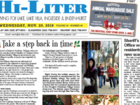 Illinois HiLiter for 11/20/2019