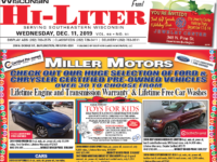 Wisconsin HiLiter for 12/11/2019