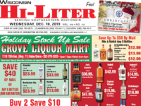 Wisconsin HiLiter for 12/18/2019