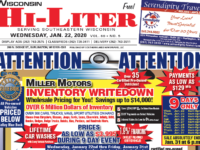 Wisconsin HiLiter for 1/22/20