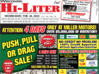 Wisconsin HiLiter for 2/26/2020