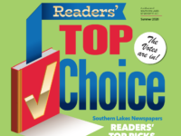 Reader's Top Choice for 2020