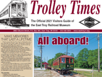 Trolley Times for 2021